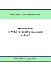 Mathematiktest für Abiturienten und Studienanfänger