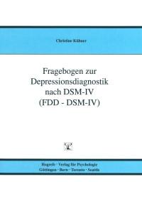 Fragebogen zur Depressionsdiagnostik nach DSM-IV