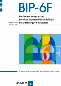 Bochumer Inventar zur berufsbezogenen Persönlichkeitsbeschreibung – 6 Faktoren