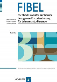 Feedback-Inventar zur berufsbezogenen Erstorientierung für Lehramtsstudierende