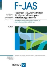 Fleishman – Job Analyse System für eigenschaftsbezogene Anforderungsanalysen
