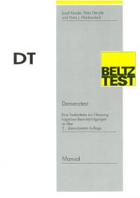 Demenz-Test