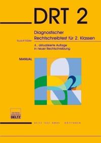 Diagnostischer Rechtschreibtest für 2. Klassen
