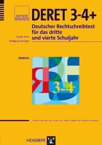 Deutscher Rechtschreibtest für das dritte und vierte Schuljahr