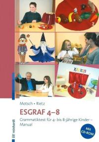Grammatiktest für 4- bis 8-jährige Kinder