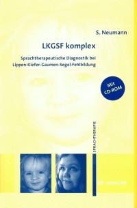 Sprachtherapeutische Diagnostik bei Lippen-Kiefer-Gaumen-Segel-Fehlbildung
