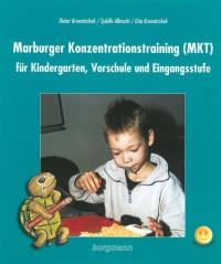 Marburger Konzentrationstraining für Kindergarten, Vorschule und Eingangsstufe