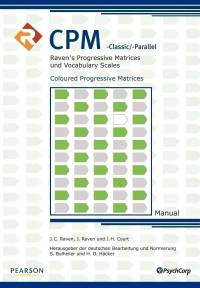 Coloured Progressive Matrices
