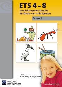Entwicklungstest Sprache für Kinder von 4 bis 8 Jahren