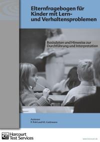 Elternfragebogen für Kinder mit Lern- und Verhaltensproblemen