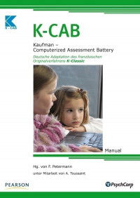 Kaufman - Computerized Assessment Battery
