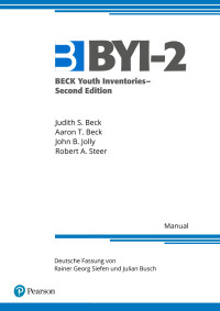 Beck Youth Inventories – Second Edition