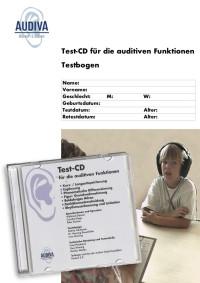 Auditive Diagnosemittel