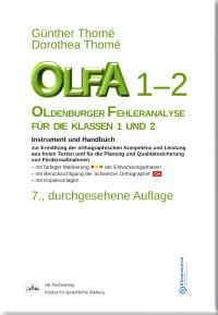 Oldenburger Fehleranalyse für die Klassen 1 und 2