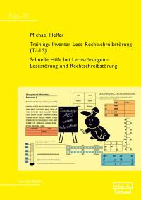 Trainings-Inventar Lese-Rechtschreibstörung