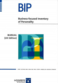 Business-Focused Inventory  of Personality: UK Edition