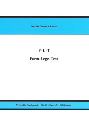 Test komplett bestehend aus: Handanweisung, Satz Flächenteile, je 10 Testhefte Form A + B und Mappe