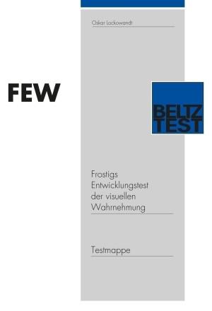 Test komplett bestehend aus: Manual, Testheft, Testmaterial (Karten + Schablonen) und Mappe