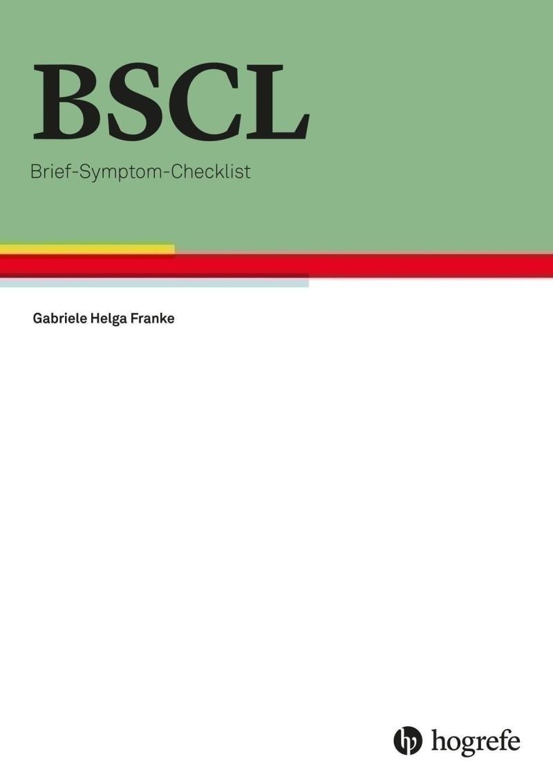 BSCL komplett bestehend aus: Manual, 5 Fragebogen, 5 Auswertungsbogen, 5 Profilbogen und Mappe