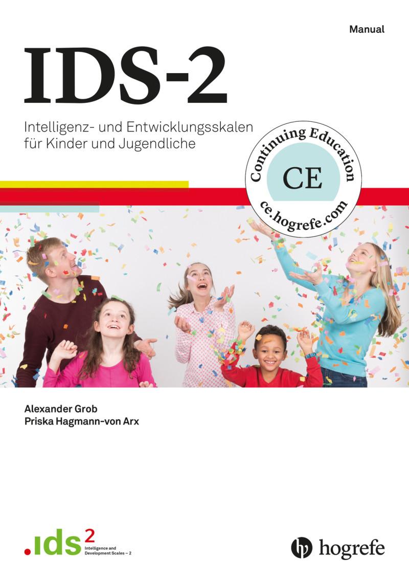IDS-2 Test komplett bestehend aus: Manual zu Theorie, Interpretation und Gütekriterien, Manual zur Durchführung und Auswertung, 5 Protokollbogen Intelligenz, 5 Protokollbogen Intelligenz (IQ-Screening), 5 Protokollbogen Exekutive Funktionen, 5 Protokollbo