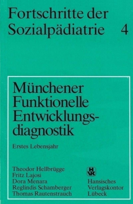 Testmaterial für das 1. Lebensjahr im Koffer bestehend aus: Handbuch, je 50 Testprofilen und Auswertungsbogen sowie Testmaterial