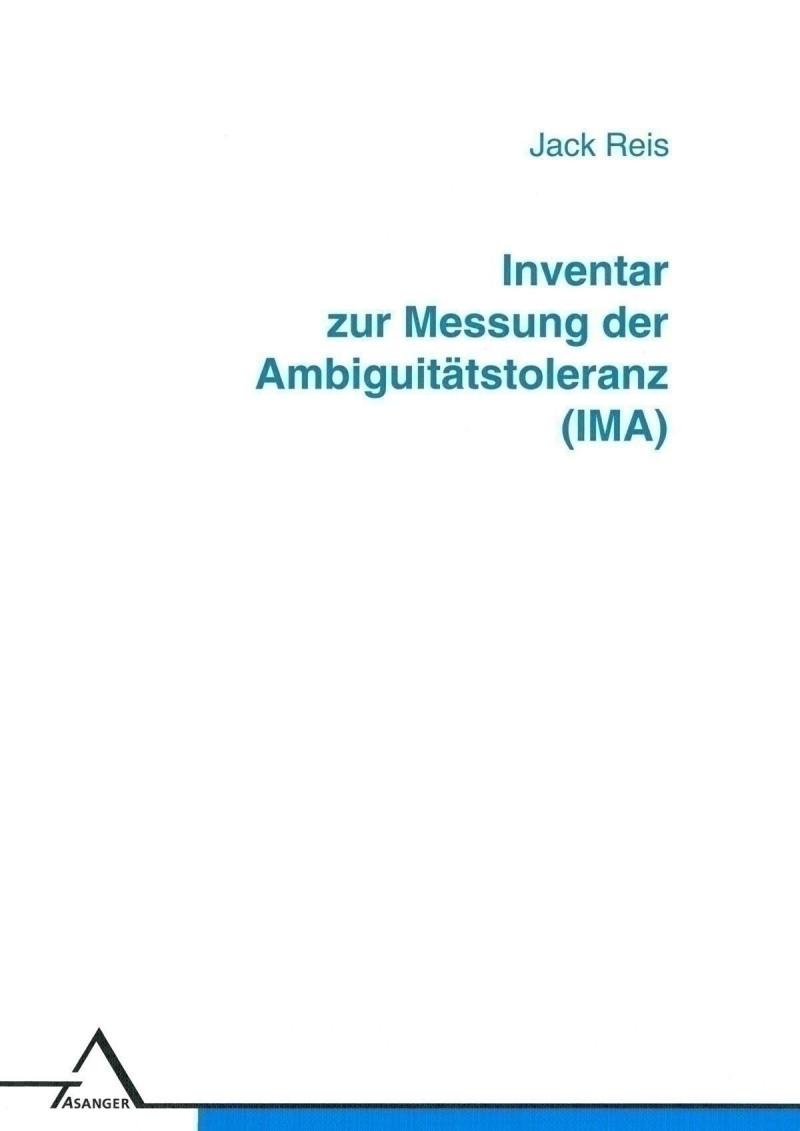 Test komplett bestehend aus: Manual, 25 Fragebogen und Auswertungsblatt (Kopiervorlage)