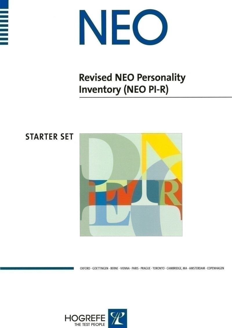 Starter Set consisting of:  Professional Manual, a Guide to Interpretation and Feedback in a Work context, 5 Item Booklets, 10 Response Sheets (Hand Scoring), 10 Profile Sheets and 10 Feedback Charts
