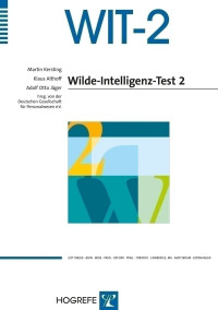 Wilde-Intelligenz-Test 2