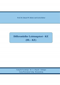 Differentieller Leistungstest – KE