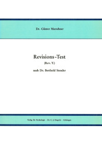 Revisions-Test