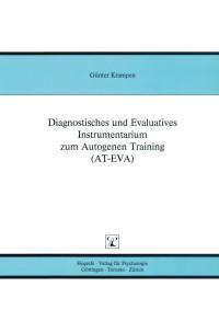 Diagnostisches und Evaluatives Instrumentarium zum Autogenen Training