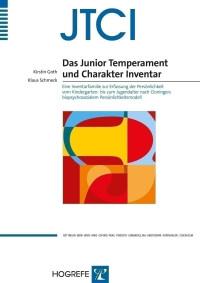 Das Junior Temperament und Charakter Inventar