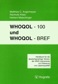 WHOQOL-100 und WHOQOL-BREF