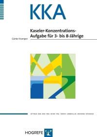 Kaseler-Konzentrations-Aufgabe für 3- bis 8-Jährige