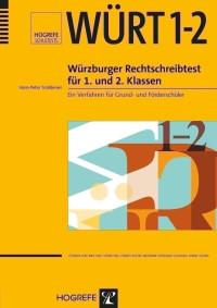 Würzburger Rechtschreibtest für 1. und 2. Klassen