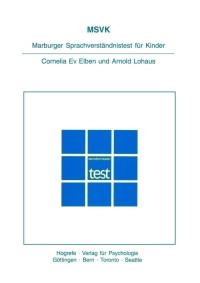Marburger Sprachverständnistest für Kinder