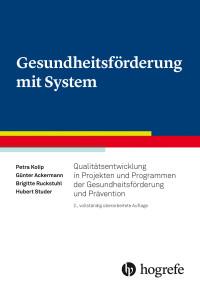 Gesundheitsförderung mit System