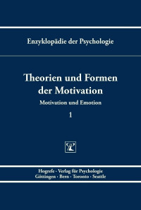 Theorien und Formen der Motivation