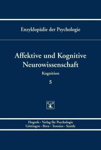 Affektive und Kognitive Neurowissenschaft