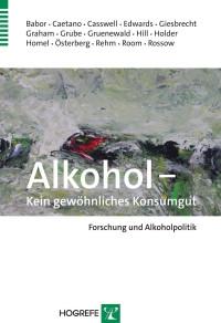 Alkohol – Kein gewöhnliches Konsumgut