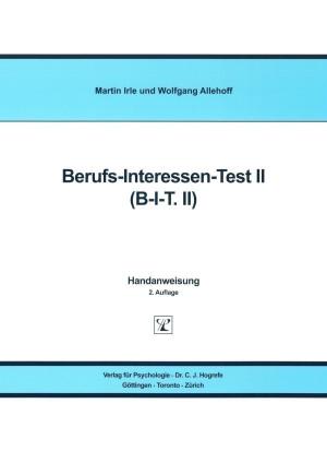 Test komplett bestehend aus: Handanweisung, je 5 Testbogen AA, AB, BA und BB, Schablonensatz A,  Schablone B und Mappe
