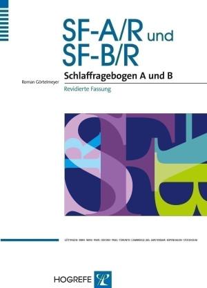 Test komplett bestehend aus:  Manual, 25 Fragebogen SF-A/R, 25 Fragebogen SF-B/R,  25 Auswertungsbogen SF-A/R, 25 Auswertungsbogen SF-B/R und Mappe