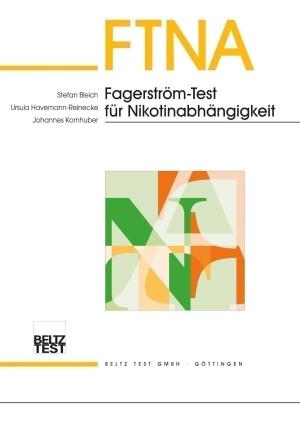 Test komplett bestehend aus:  Manual, 10 Fragebogen, Schablone und Mappe