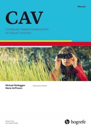 Test komplett bestehend aus: Manual und Programm-CD in Mappe