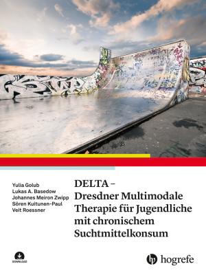 DELTA - Dresdner Multimodale Therapie für Jugendliche mit chronischem Suchtmittelkonsum