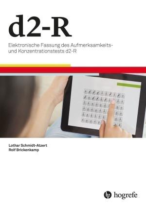 d2-R (HTS 5) d2-R - Elektronische Fassung des Aufmerksamkeits- und Konzentrationstests d2-R, Testkit inkl. 50 Nutzungen und Manual