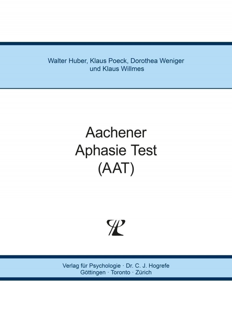 Test komplett bestehend aus: Handanweisung, 5 Protokollheften, Untersuchungsmappe, Vorlagen (Token-Test), Vorlagen (Schriftsprache), CD und Koffer
