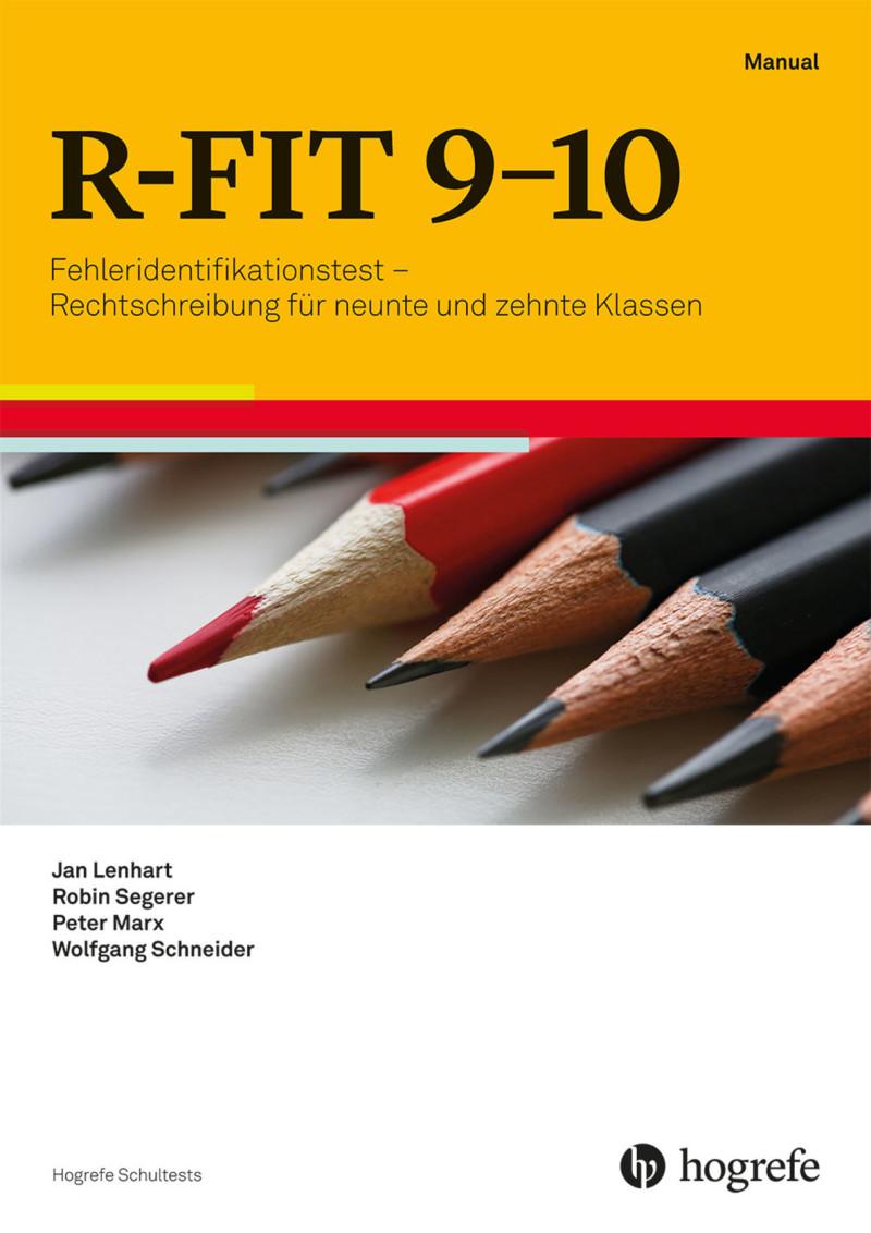 Test komplett bestehend aus: Manual, 15 Testbogen A, 15 Testbogen B, Auswertungsschablone A + B und Mappe