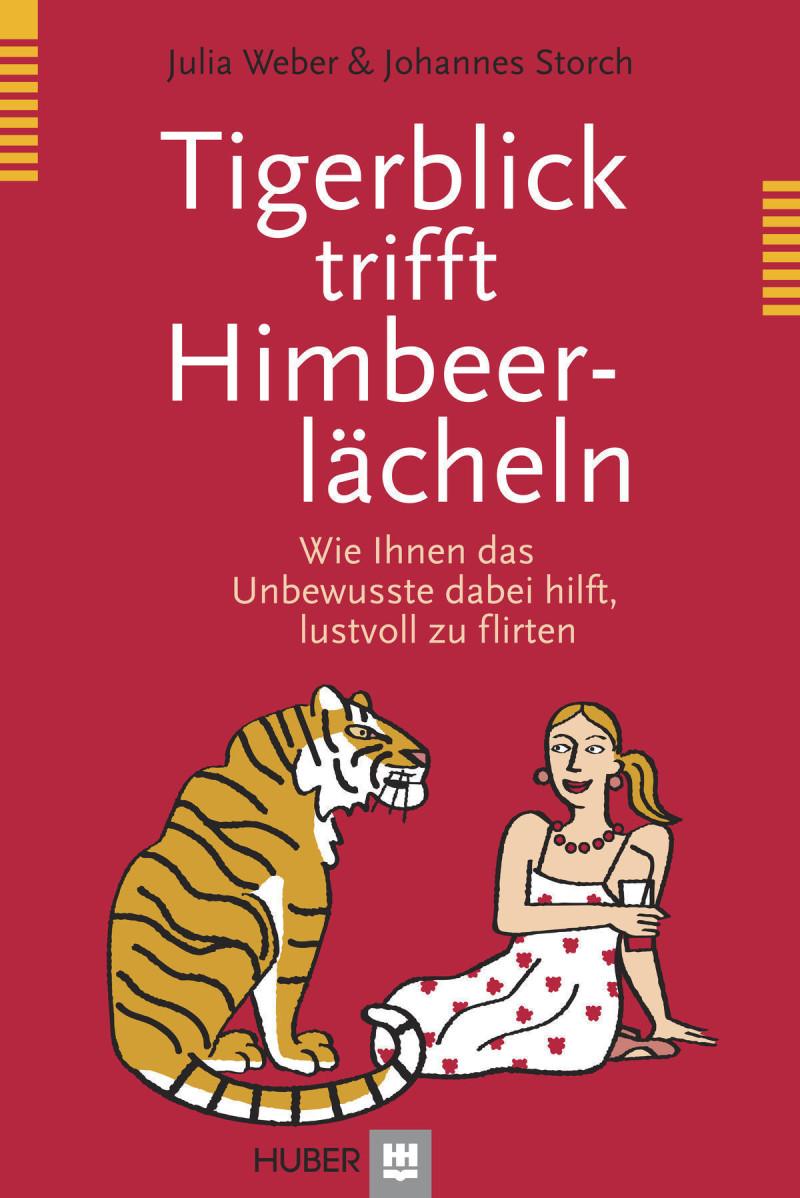 Tigerblick trifft Himbeerlächeln