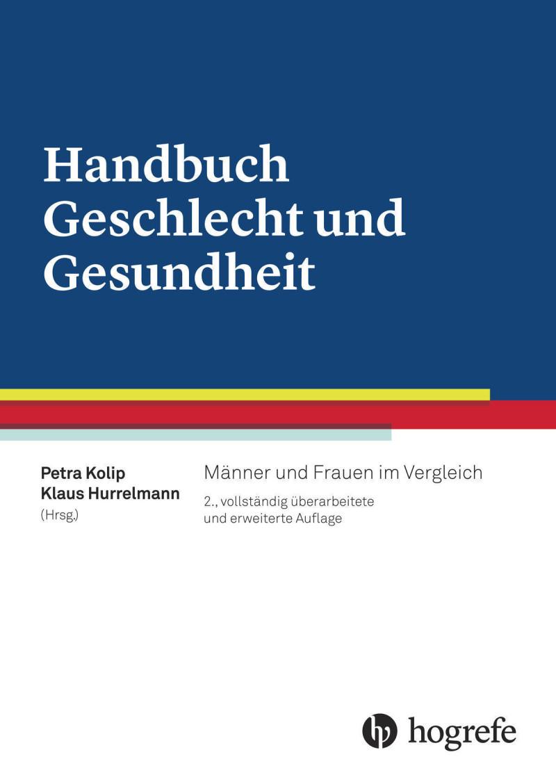 Handbuch Geschlecht und Gesundheit